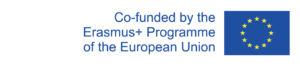 Logo beneficiaries of Erasmus+ funding
